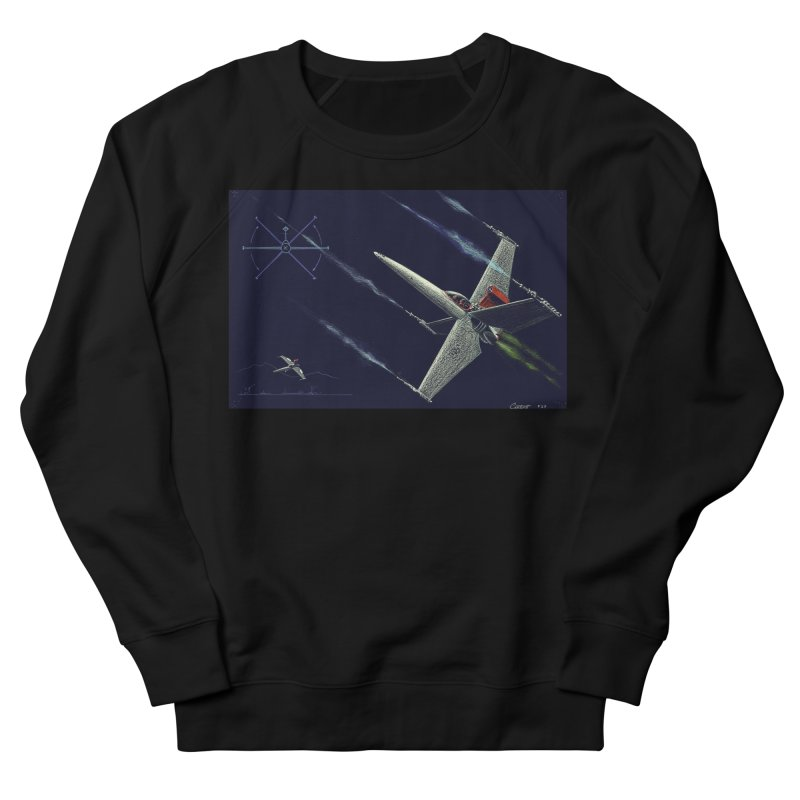 Concept 2 Men's Sweatshirt by Colin Cantwell