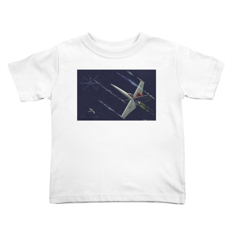 Concept 2 Kids Toddler T-Shirt by Colin Cantwell
