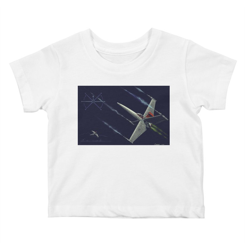 Concept 2 Kids Baby T-Shirt by Colin Cantwell