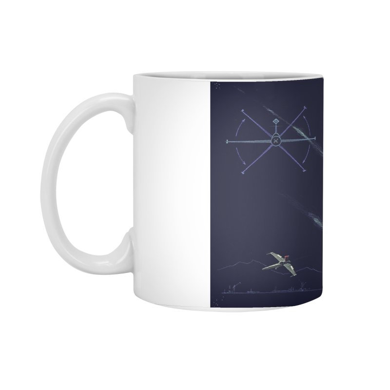 Concept 2 Accessories Standard Mug by Colin Cantwell
