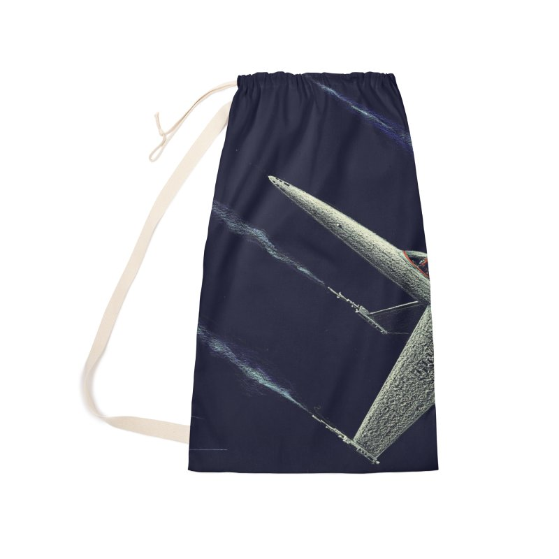 Concept 2 Accessories Laundry Bag Bag by Colin Cantwell