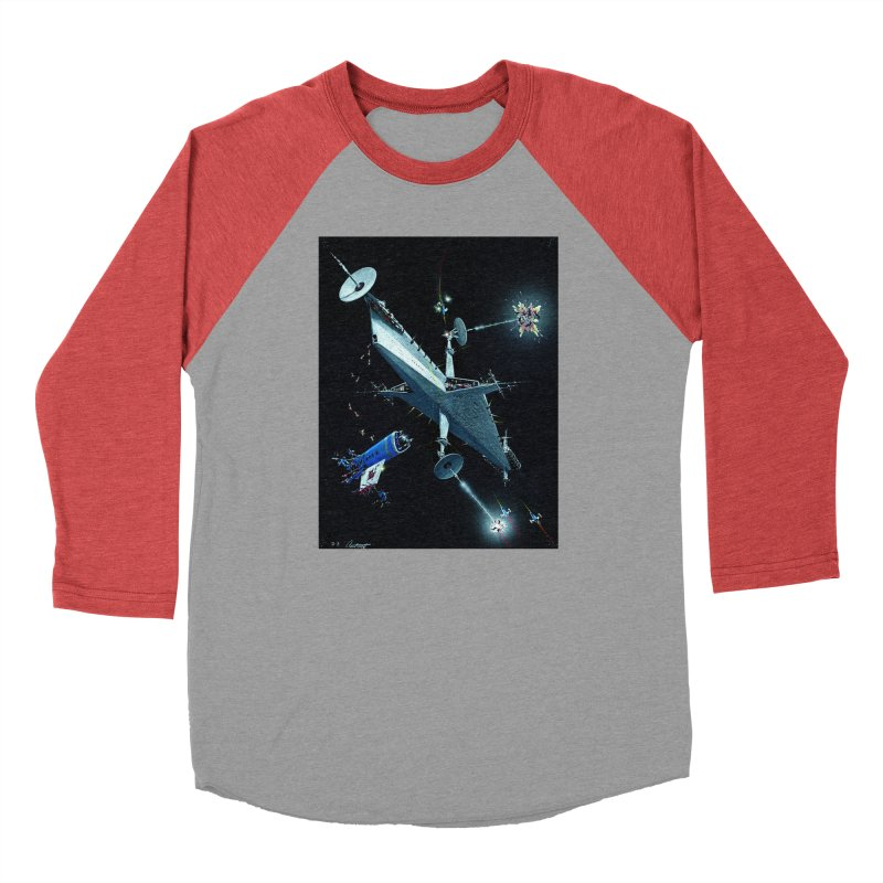 Concept 3 Men's Longsleeve T-Shirt by Colin Cantwell