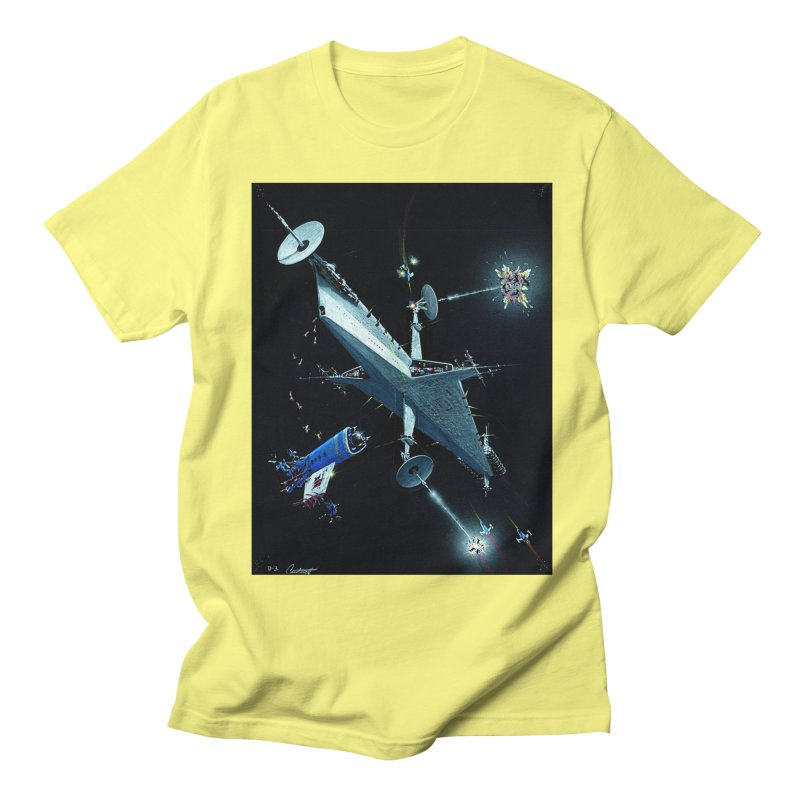 Concept 3 Men's T-Shirt by Colin Cantwell