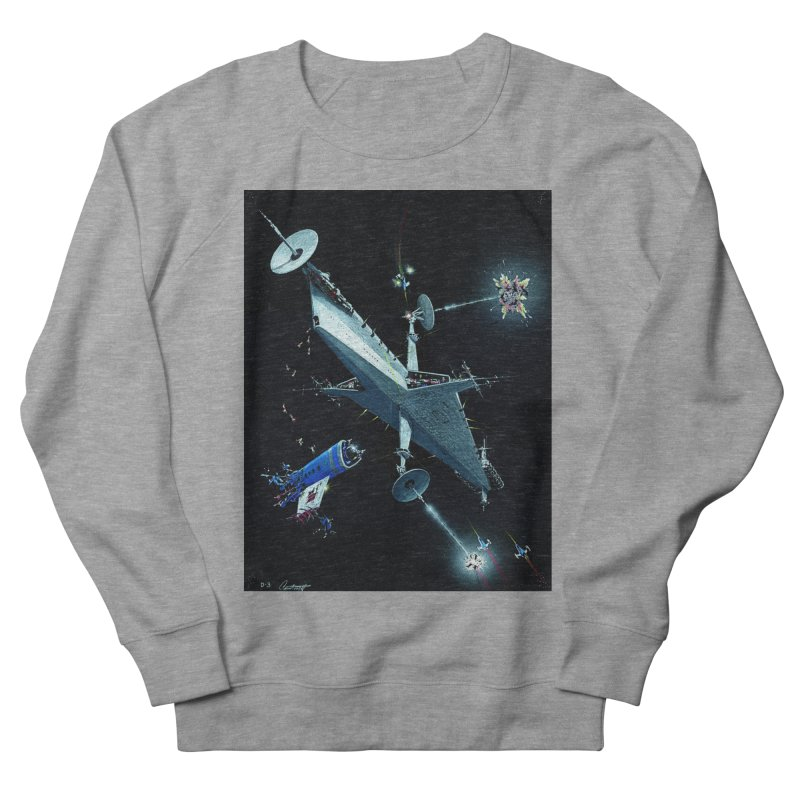 Concept 3 Women's Sweatshirt by Colin Cantwell