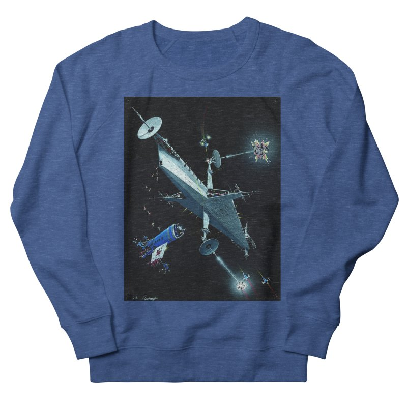 Concept 3 Men's Sweatshirt by Colin Cantwell