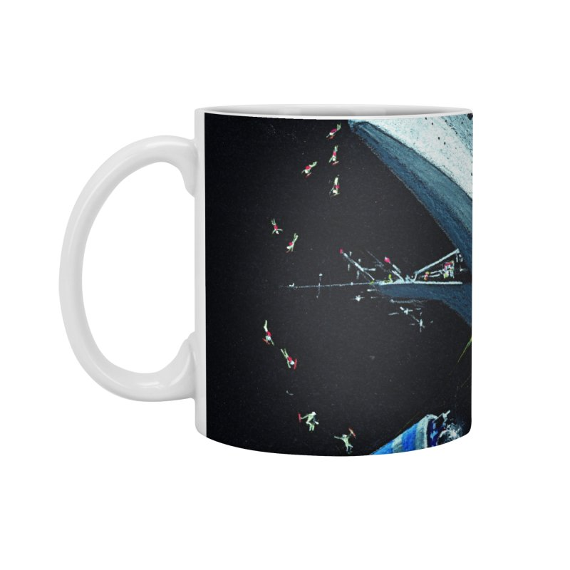 Concept 3 Accessories Standard Mug by Colin Cantwell