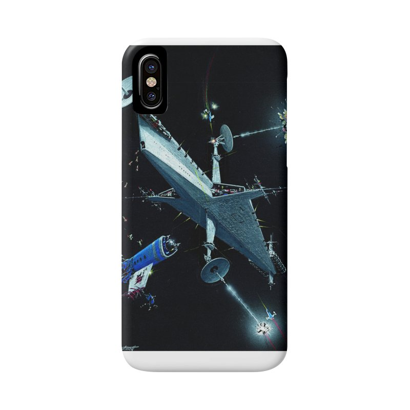 Concept 3 Accessories Phone Case by Colin Cantwell
