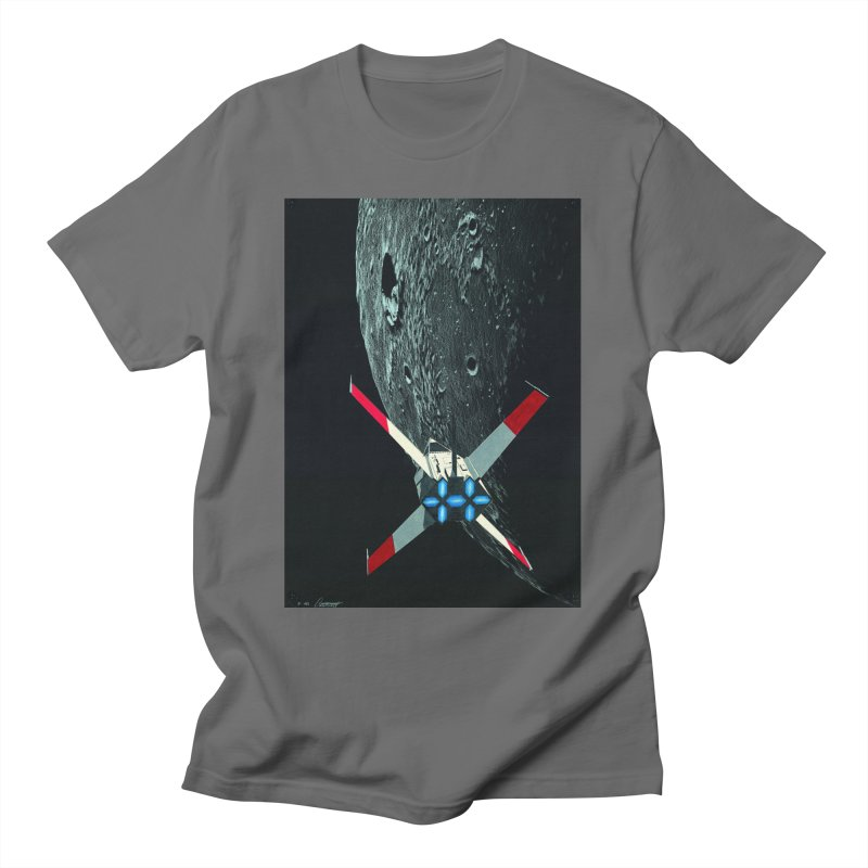 Concept 4 Men's T-Shirt by Colin Cantwell