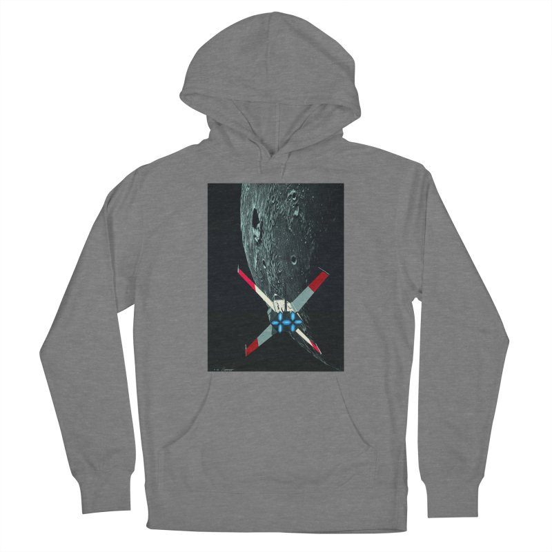 Concept 4 Women's Pullover Hoody by Colin Cantwell