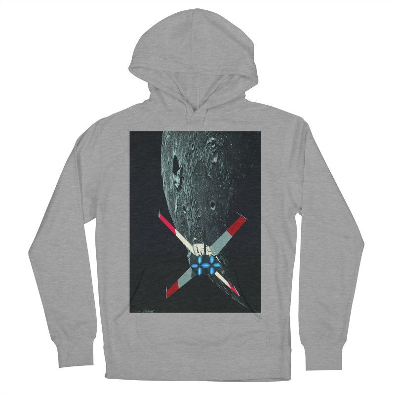 Concept 4 Men's Pullover Hoody by Colin Cantwell