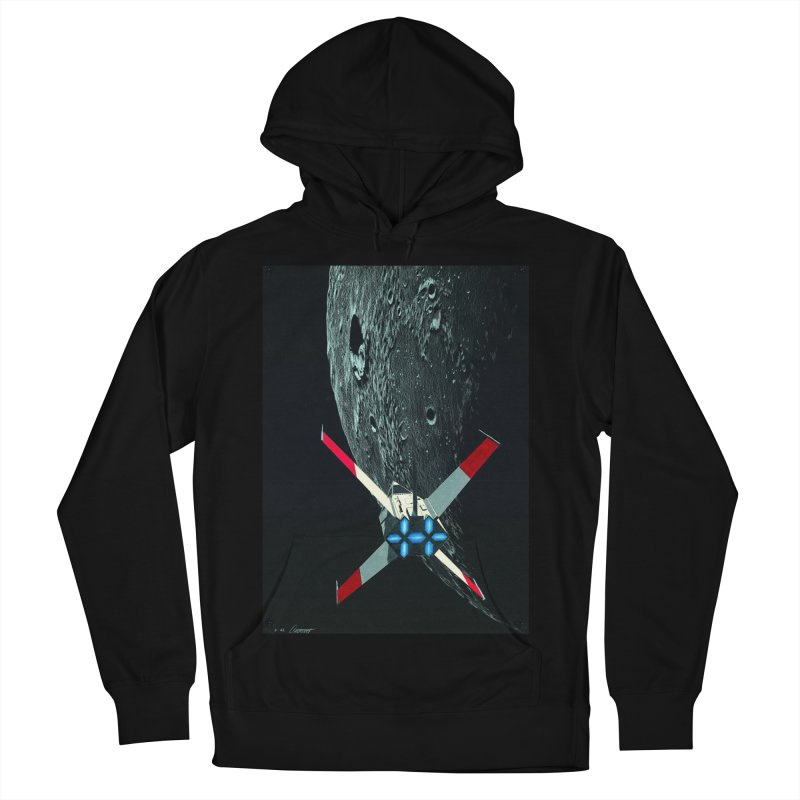 Concept 4 Men's French Terry Pullover Hoody by Colin Cantwell