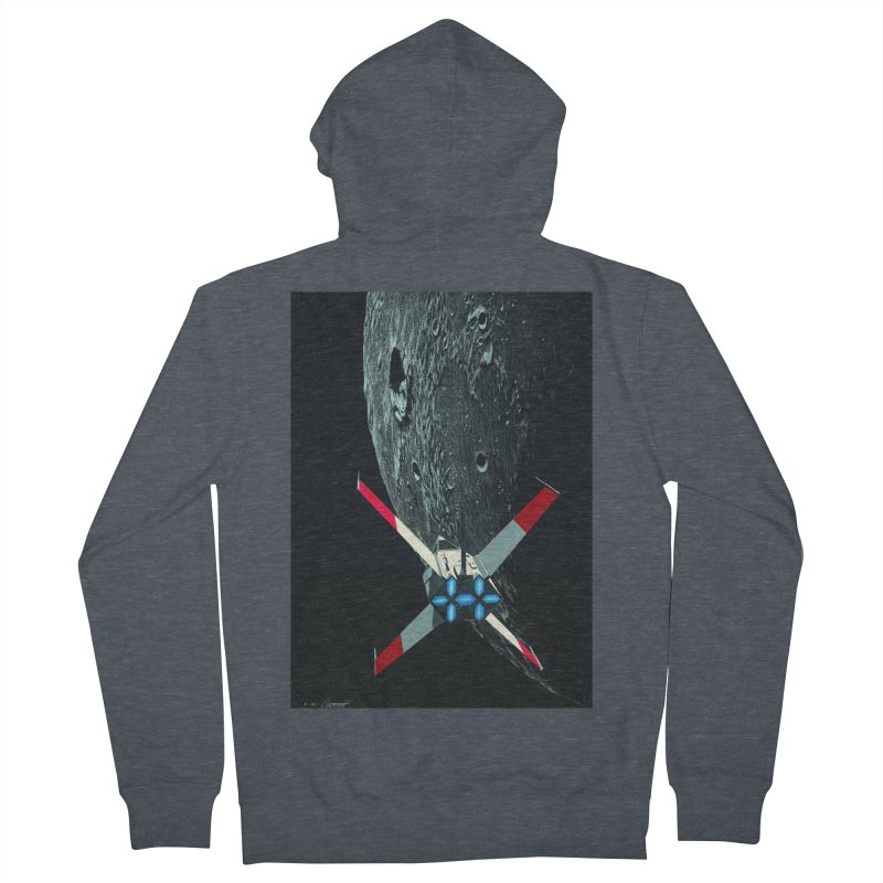 Concept 4 Women's Zip-Up Hoody by Colin Cantwell