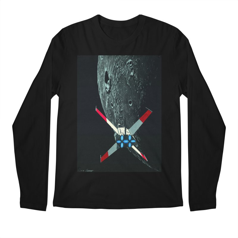 Concept 4 Men's Longsleeve T-Shirt by Colin Cantwell