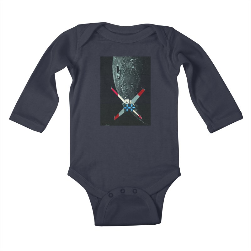 Concept 4 Kids Baby Longsleeve Bodysuit by Colin Cantwell