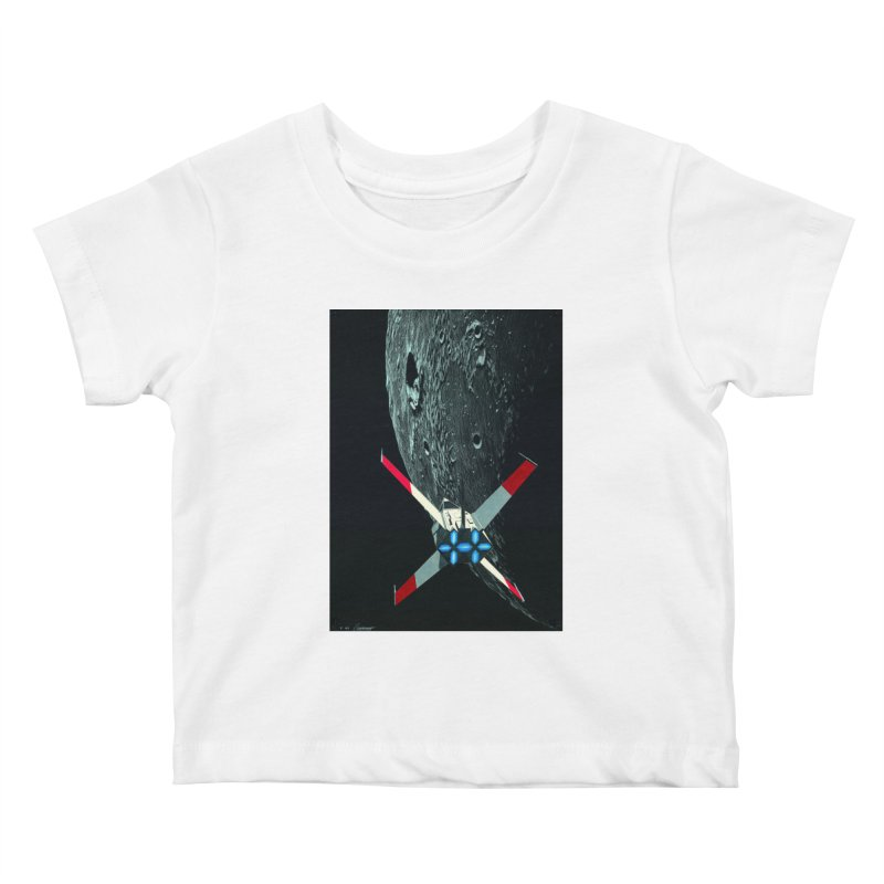 Concept 4 Kids Baby T-Shirt by Colin Cantwell