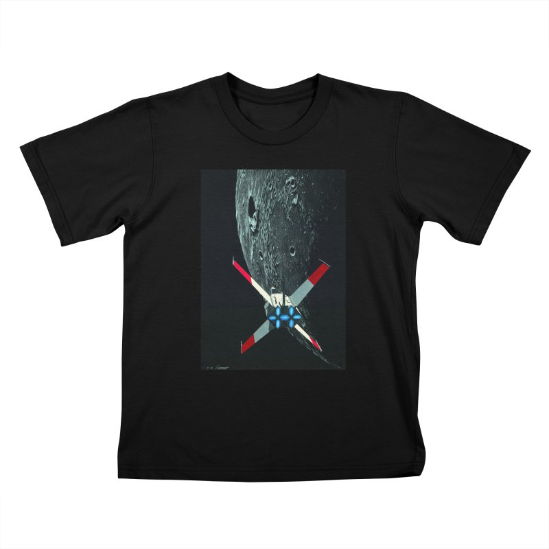 Concept 4 Kids T-Shirt by Colin Cantwell