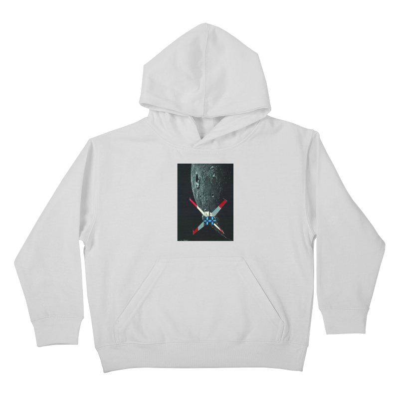 Concept 4 Kids Pullover Hoody by Colin Cantwell