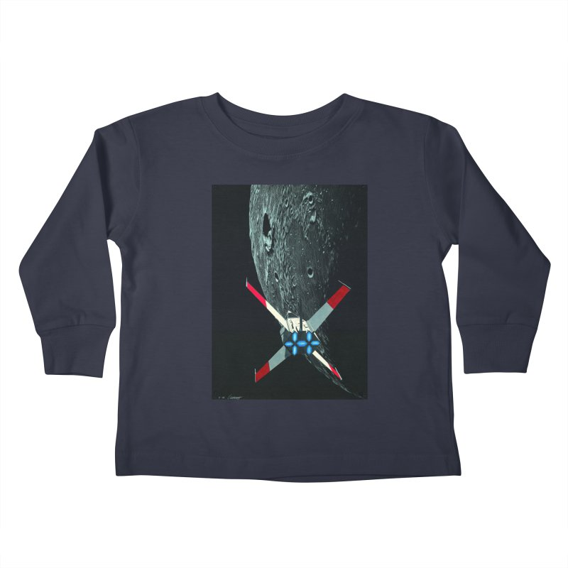 Concept 4 Kids Toddler Longsleeve T-Shirt by Colin Cantwell