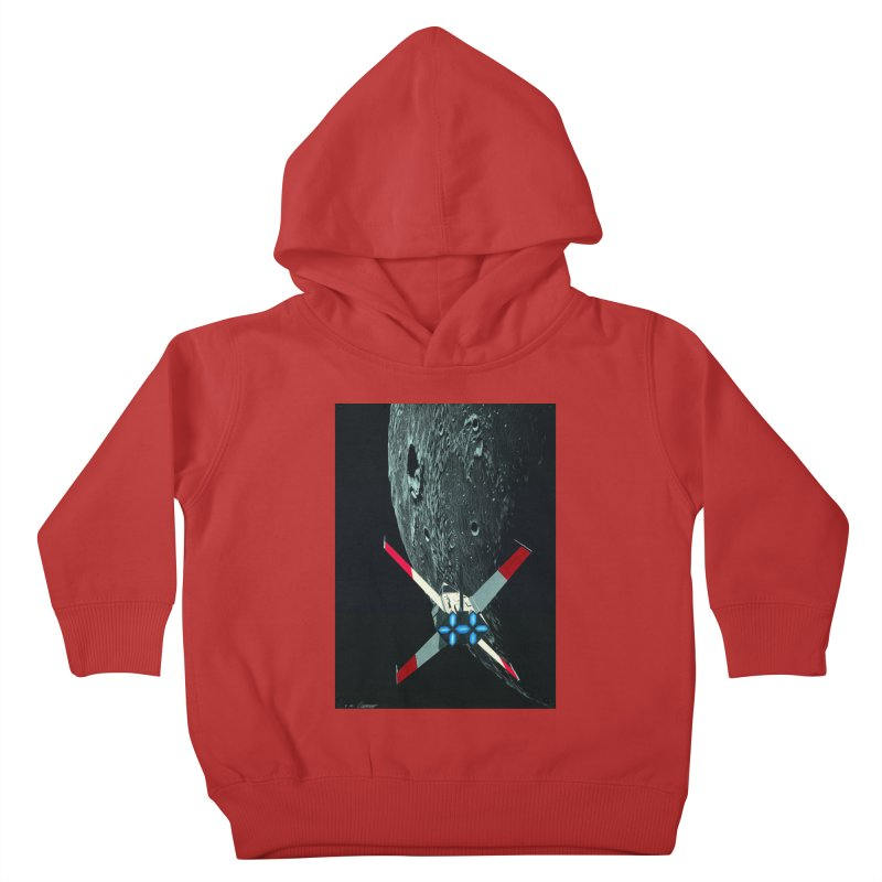 Concept 4 Kids Toddler Pullover Hoody by Colin Cantwell
