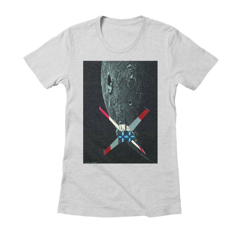Concept 4 Women's T-Shirt by Colin Cantwell