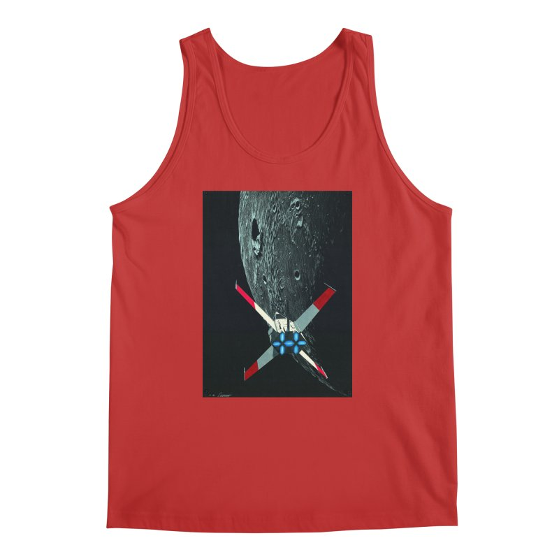 Concept 4 Men's Regular Tank by Colin Cantwell