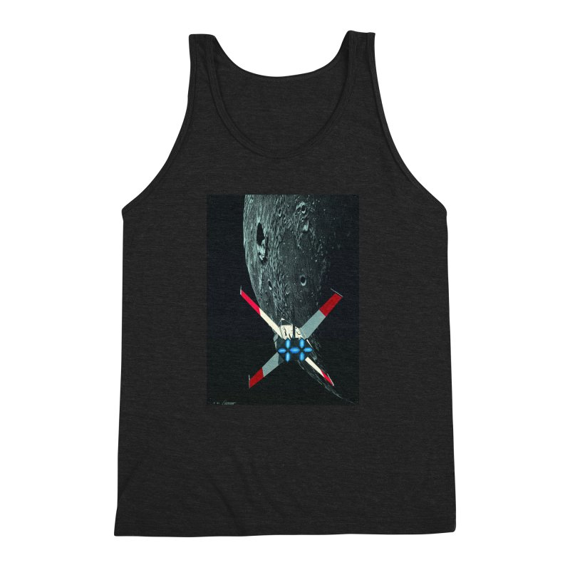 Concept 4 Men's Triblend Tank by Colin Cantwell