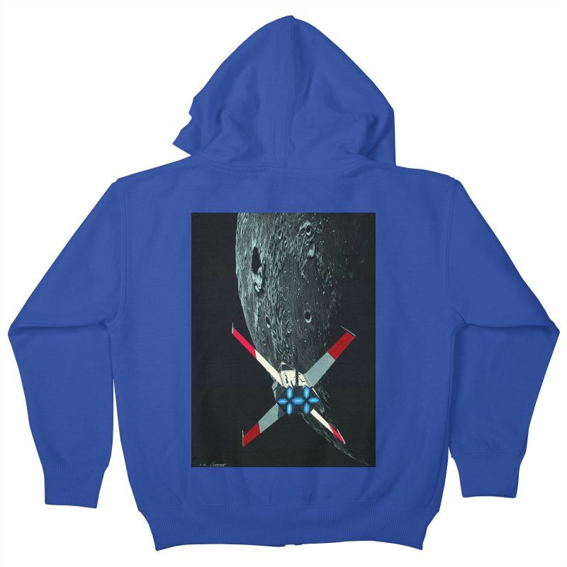 Concept 4 Kids Zip-Up Hoody by Colin Cantwell