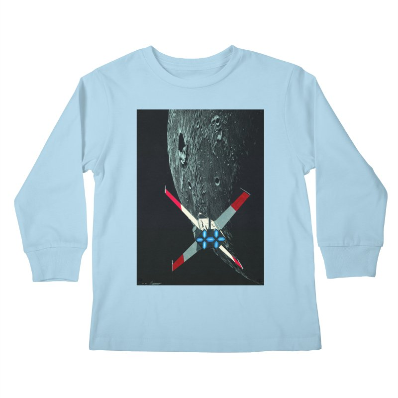 Concept 4 Kids Longsleeve T-Shirt by Colin Cantwell