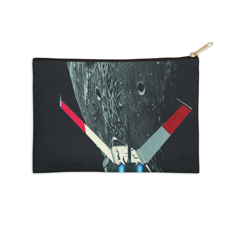 Concept 4 Accessories Zip Pouch by Colin Cantwell