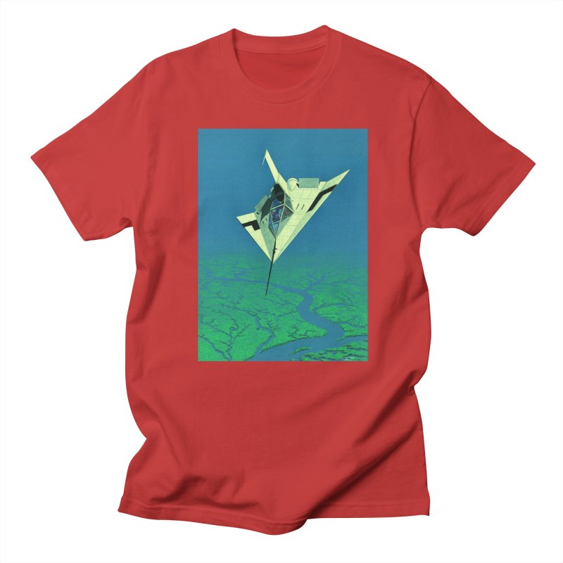 Concept 5 Men's T-Shirt by Colin Cantwell