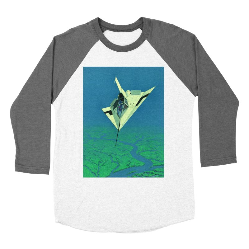 Concept 5 Women's Longsleeve T-Shirt by Colin Cantwell