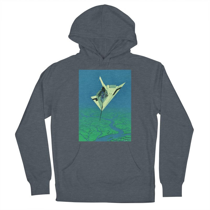 Concept 5 Women's Pullover Hoody by Colin Cantwell