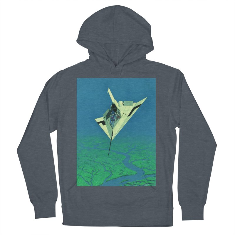 Concept 5 Men's French Terry Pullover Hoody by Colin Cantwell