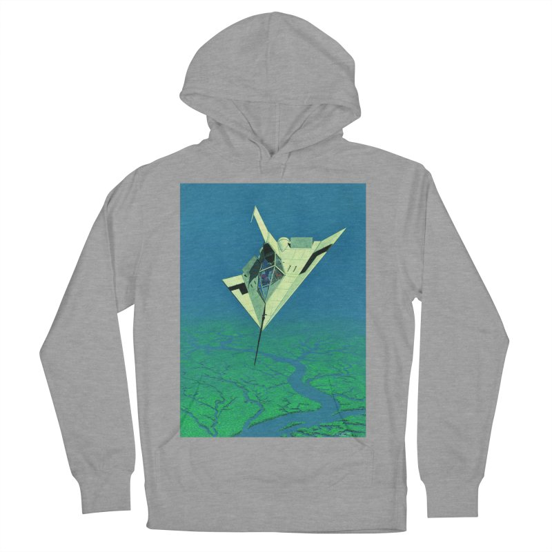 Concept 5 Men's Pullover Hoody by Colin Cantwell