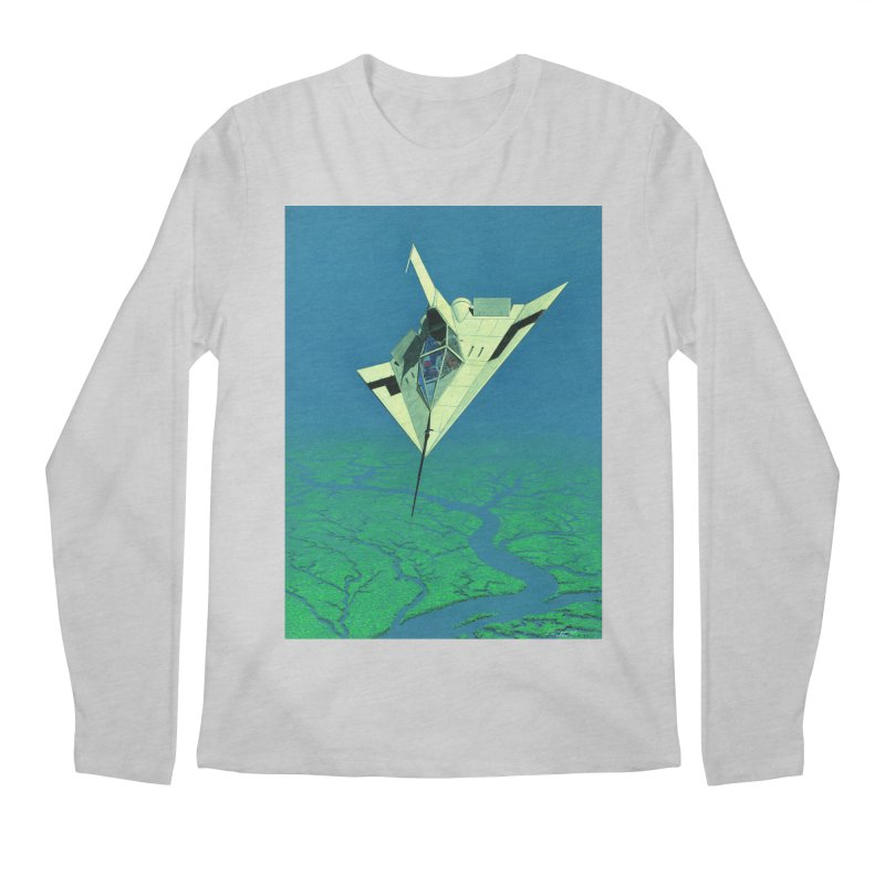Concept 5 Men's Regular Longsleeve T-Shirt by Colin Cantwell