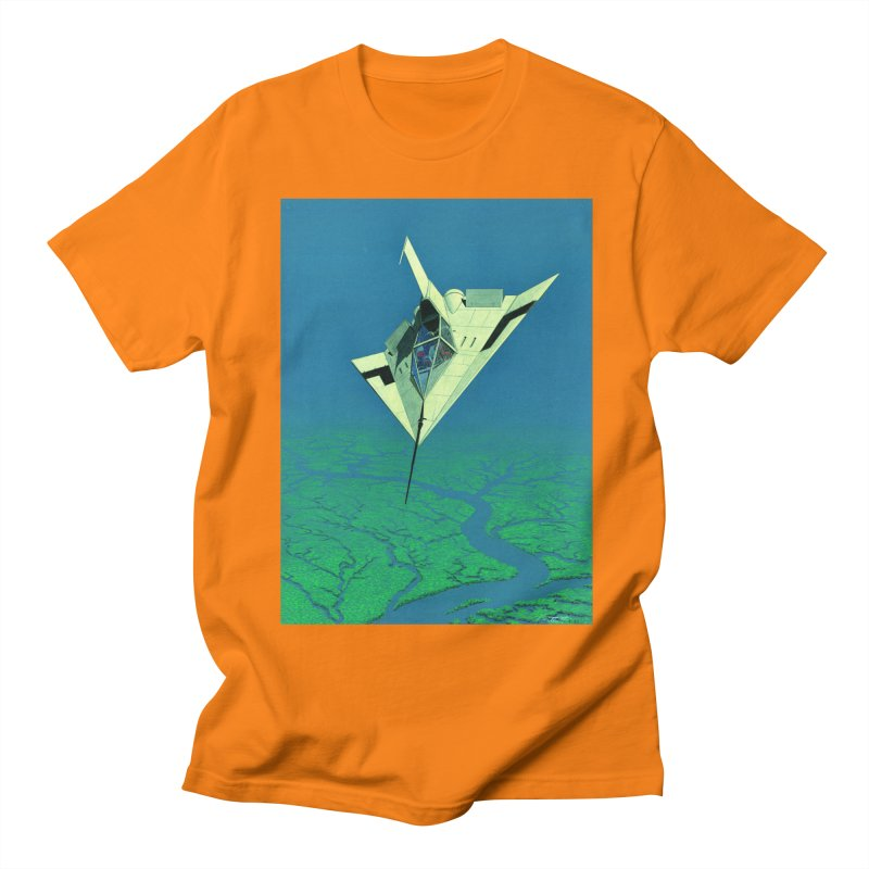 Concept 5 Men's Regular T-Shirt by Colin Cantwell