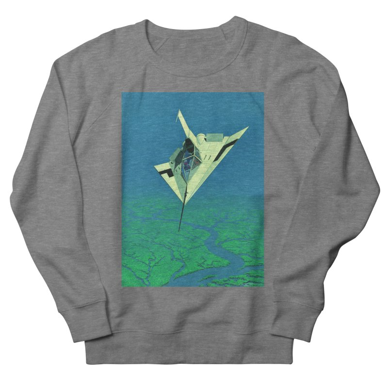 Concept 5 Women's Sweatshirt by Colin Cantwell