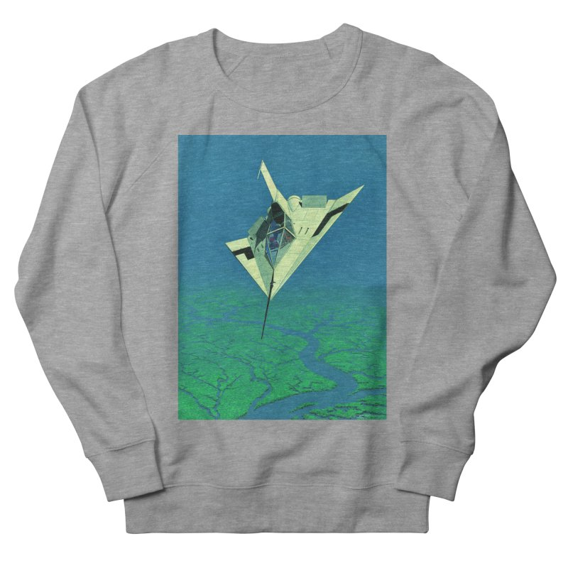 Concept 5 Men's French Terry Sweatshirt by Colin Cantwell