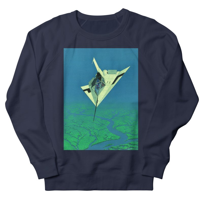 Concept 5 Men's Sweatshirt by Colin Cantwell