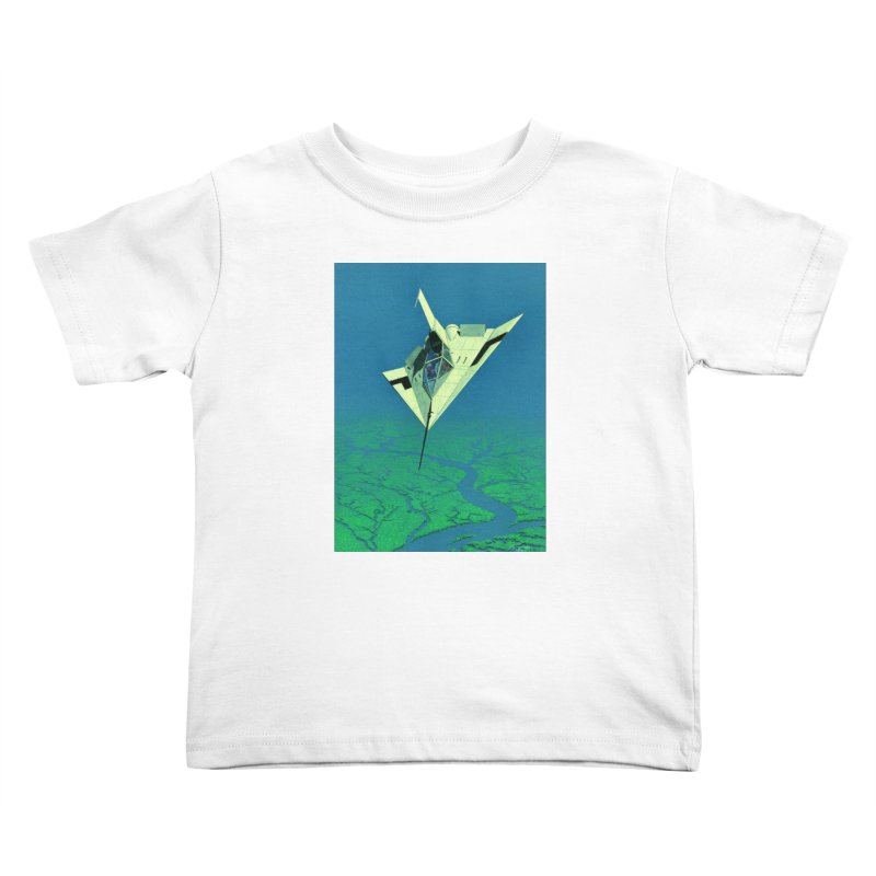 Concept 5 Kids Toddler T-Shirt by Colin Cantwell