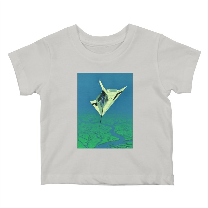 Concept 5 Kids Baby T-Shirt by Colin Cantwell
