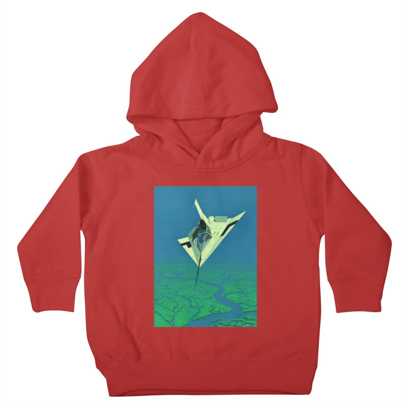 Concept 5 Kids Toddler Pullover Hoody by Colin Cantwell