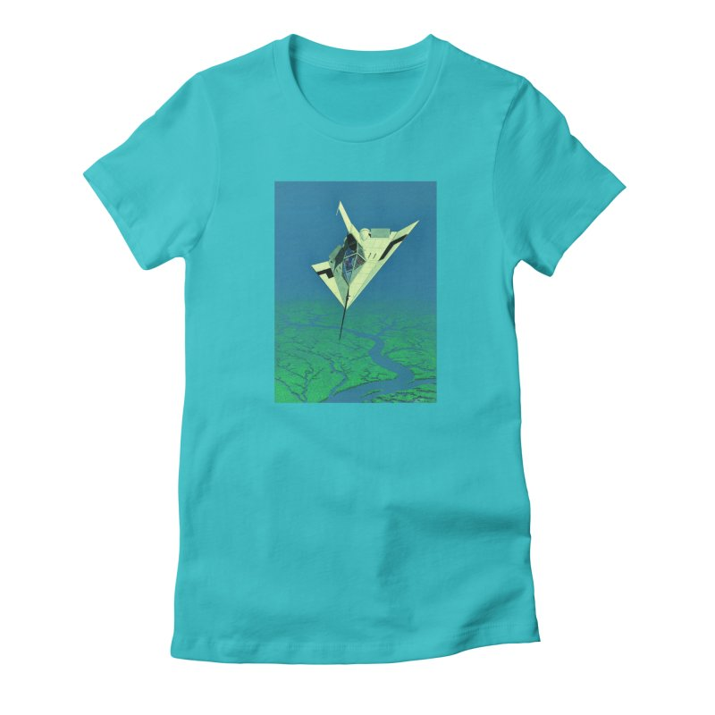 Concept 5 Women's T-Shirt by Colin Cantwell