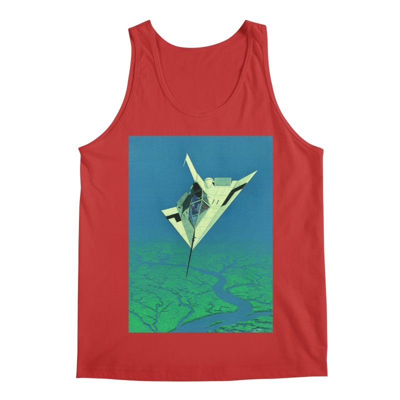 Concept 5 Men's Regular Tank by Colin Cantwell