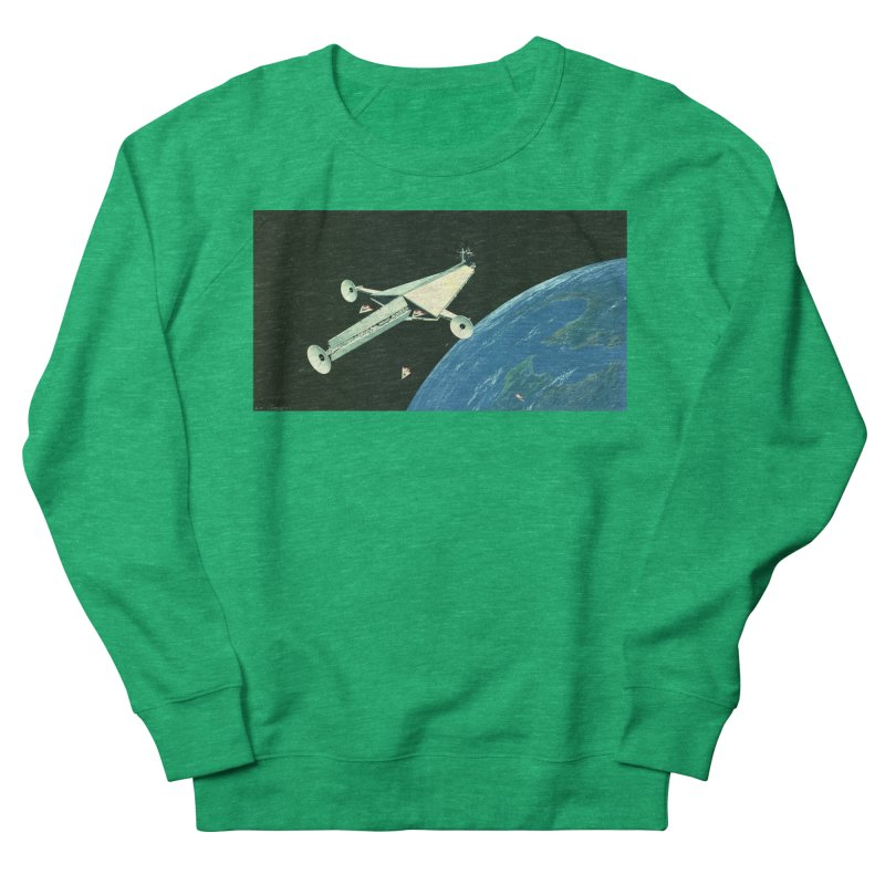 Concept 6 Women's Sweatshirt by Colin Cantwell