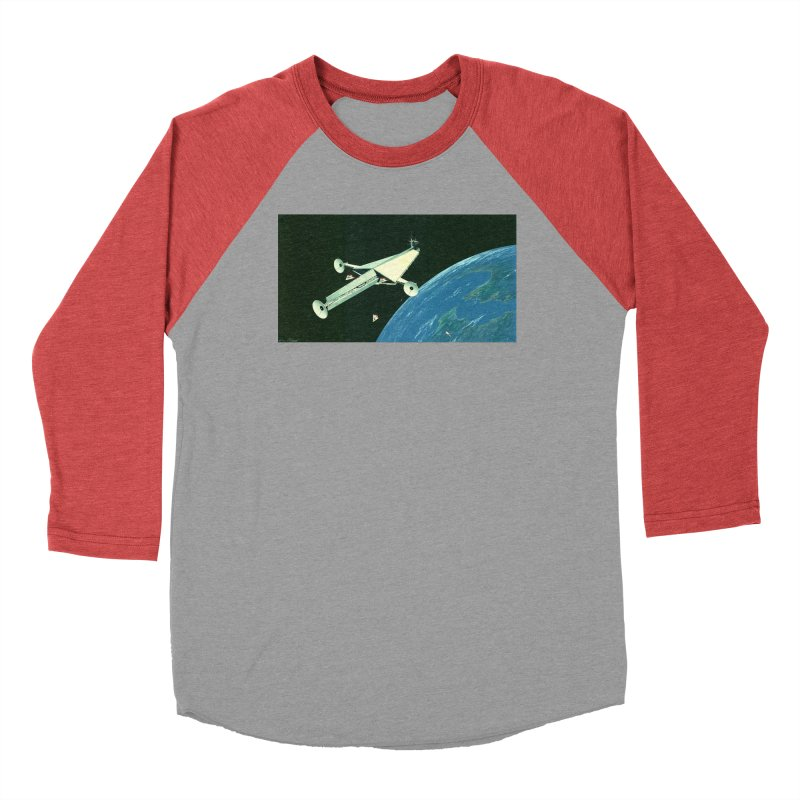 Concept 6 Women's Longsleeve T-Shirt by Colin Cantwell