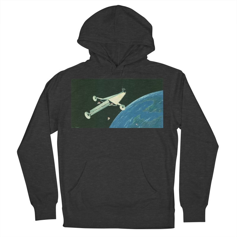 Concept 6 Women's Pullover Hoody by Colin Cantwell