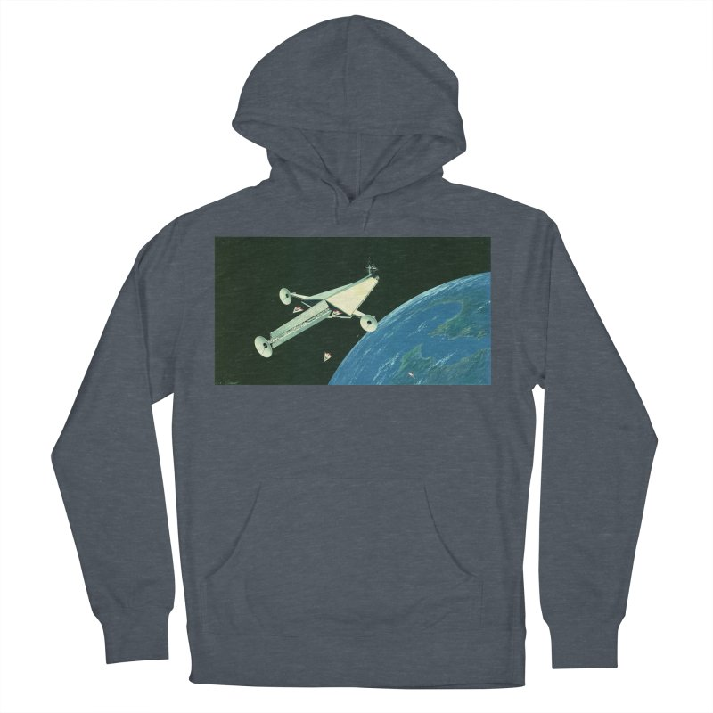 Concept 6 Men's French Terry Pullover Hoody by Colin Cantwell