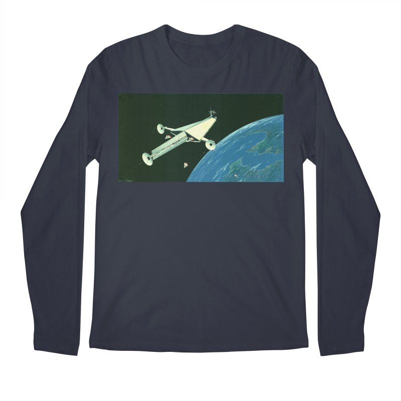 Concept 6 Men's Regular Longsleeve T-Shirt by Colin Cantwell
