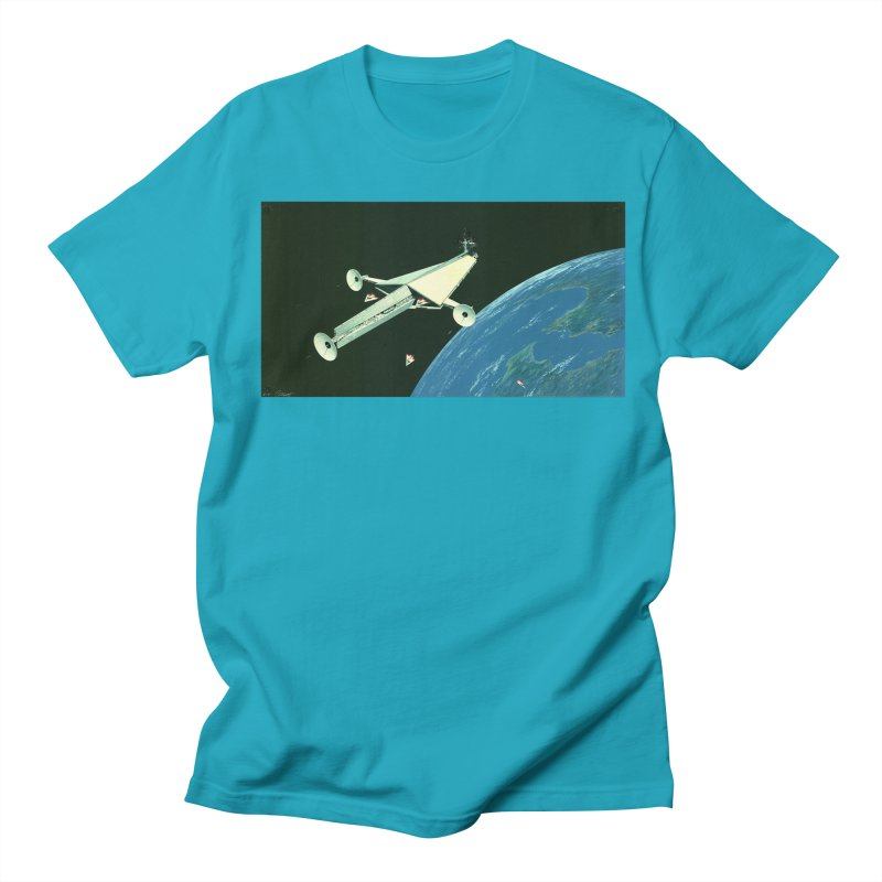 Concept 6 Men's T-Shirt by Colin Cantwell